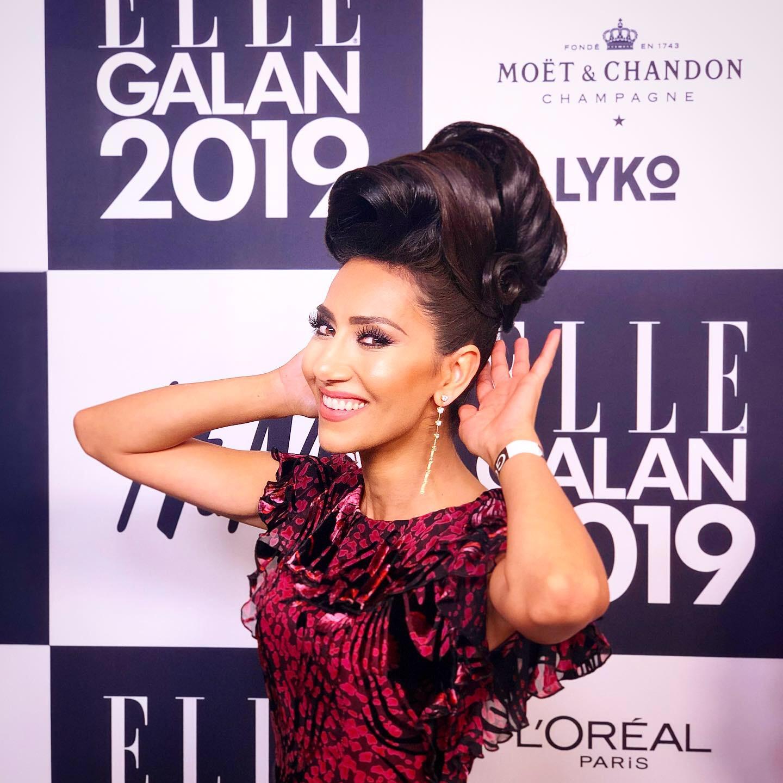 Dr.Mouna - Dr. Mouna at the ELLE Gala 2019